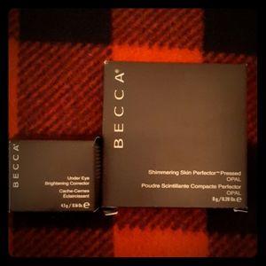 Becca high end makeup